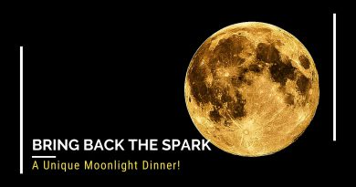 unique moon light dinner