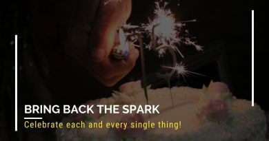 Bring back the spark - family