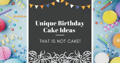 Unique Birthday Cake Ideas